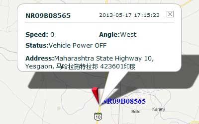 GPS Tracker in India