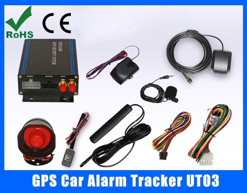 gps car alarm tracker