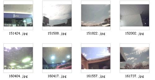 gps camera tracker