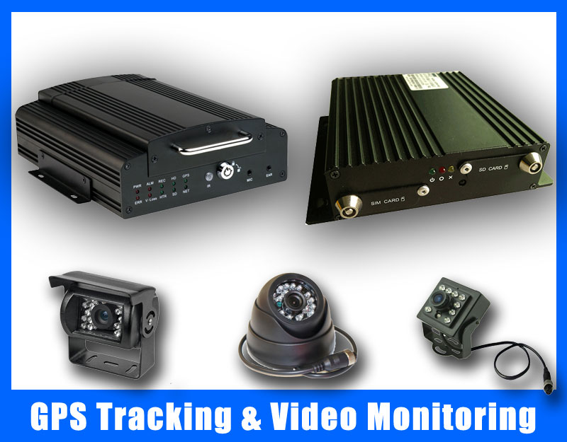 3g gps video tracking