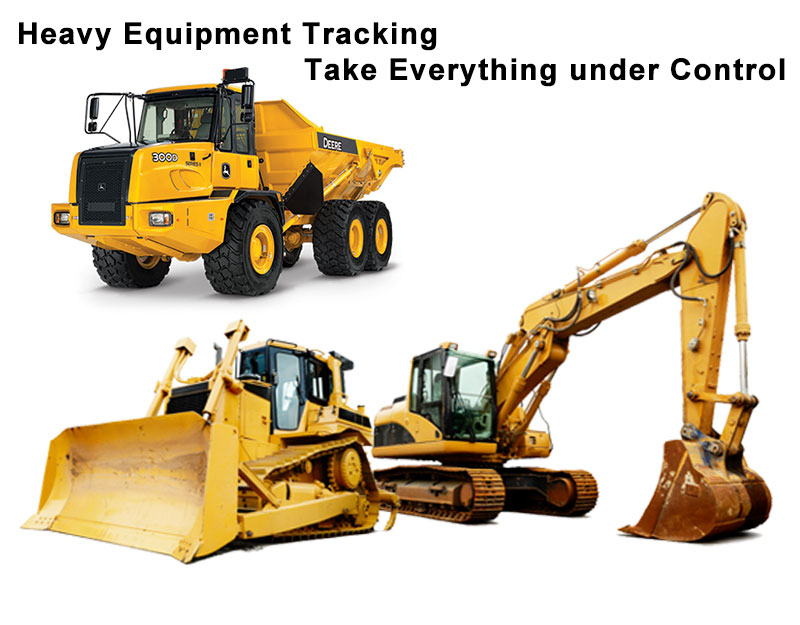 heavy equipment tracking
