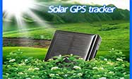 solar powered gps tracker