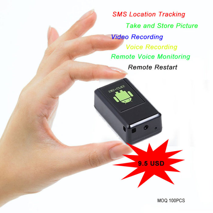 e6 gsm tracking device