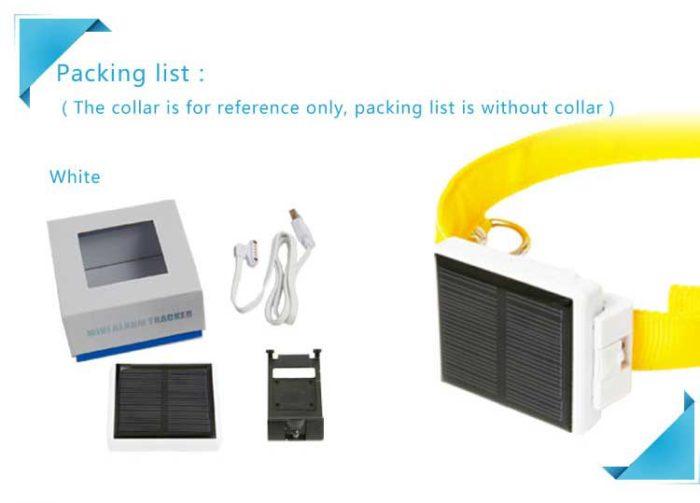 self-charging gps tracker