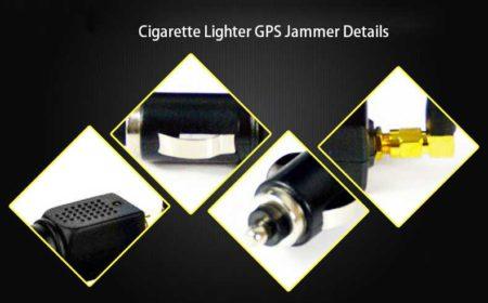 cigarette lighter gps jammer