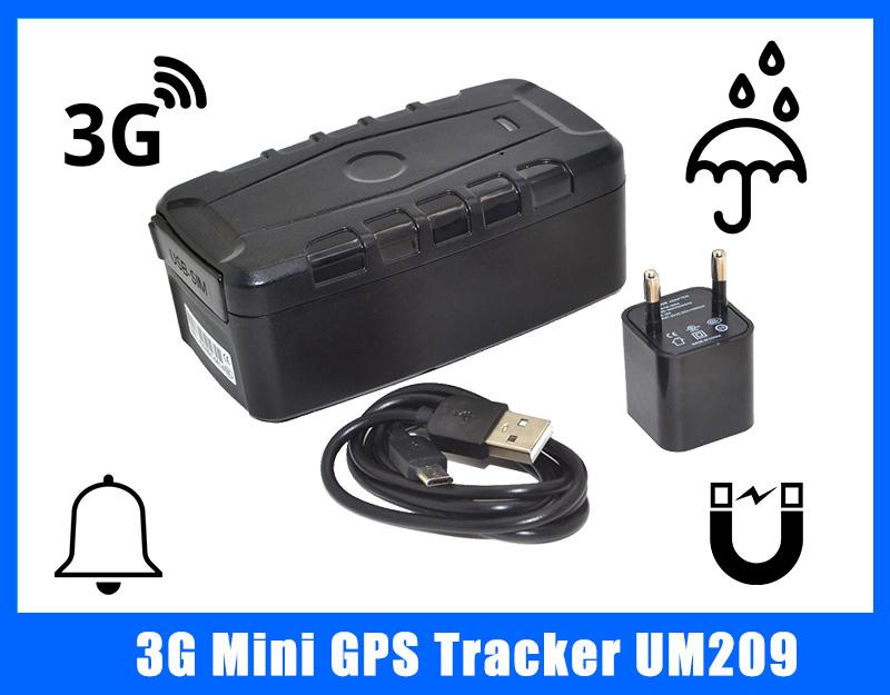 3g magnet gps tracker