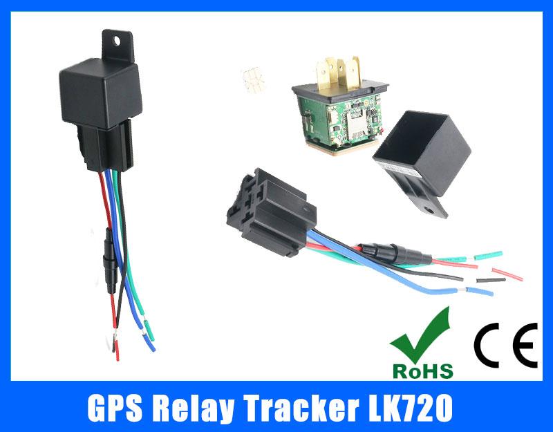 gps relay tracker